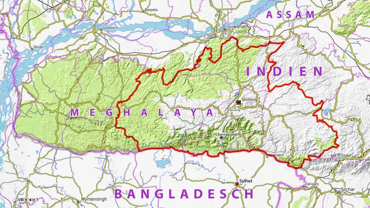 খাসি বিদ্রোহ