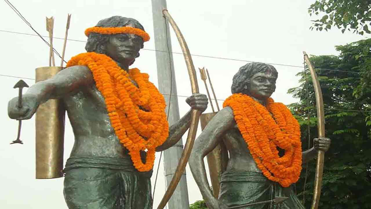 সাঁওতাল বিদ্রোহ